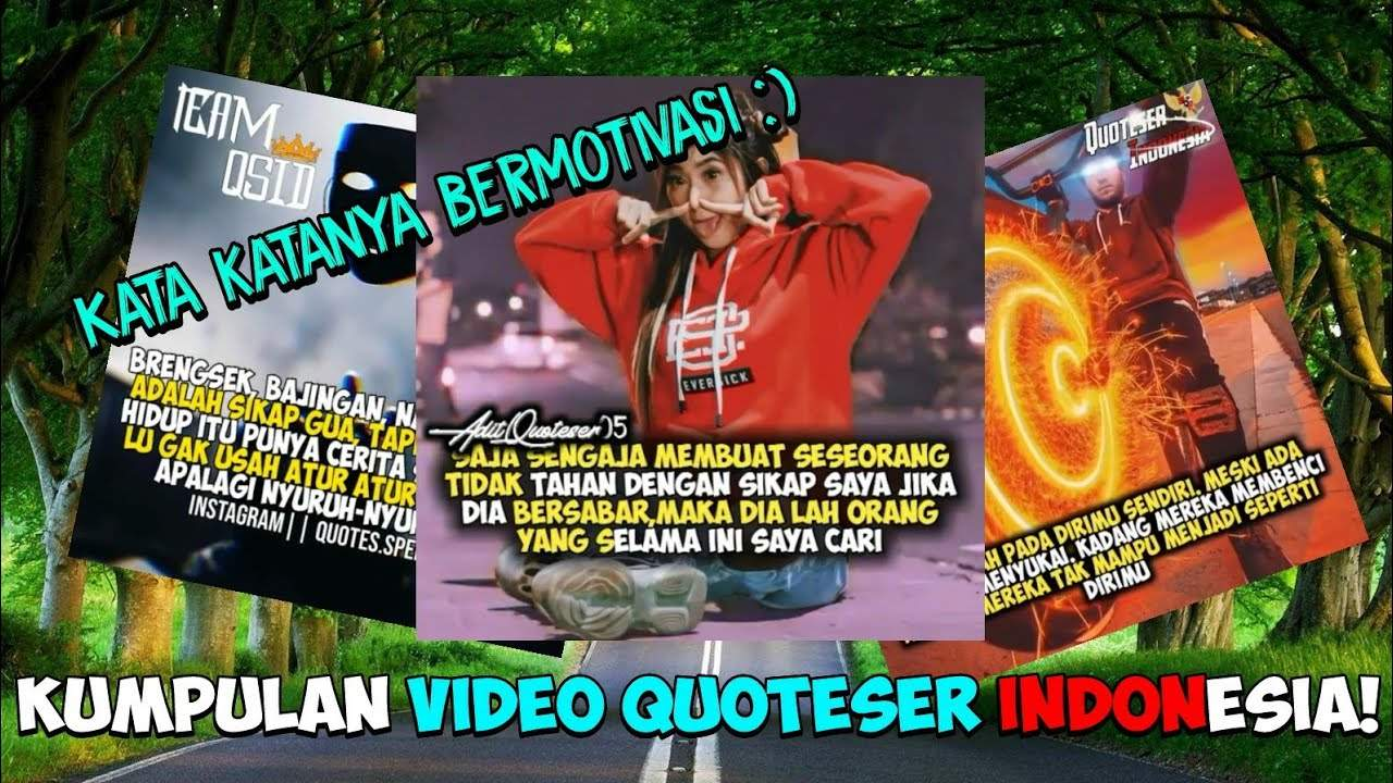 You are currently viewing 🛑 KUMPULAN VIDEO QUOTES 2018-2020 – QUOTESER INDONESIA 🇮🇩