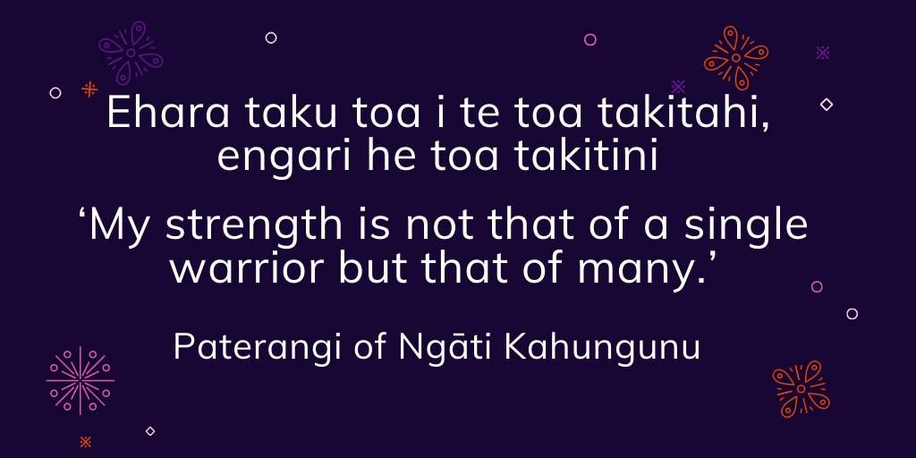 You are currently viewing Kia ora  This week, I have selected a few leadership-related quotes/whakatauki t