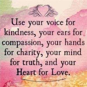Read more about the article #Kindness #Love #Compassion #Quotes