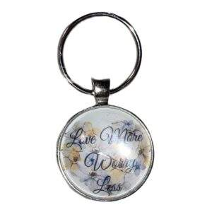 """Read more about the article """"LIVE  Key Chains – Gold"""