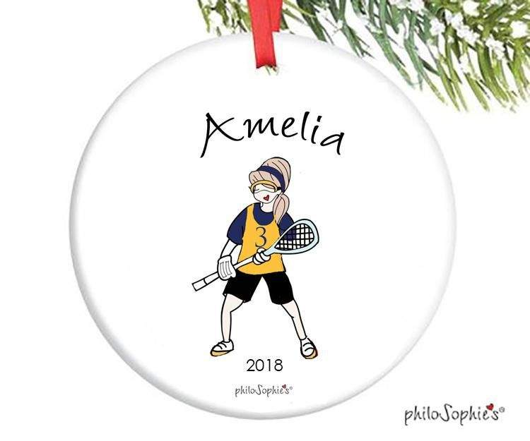 You are currently viewing Lacrosse Ornament – personalized philoSophie's