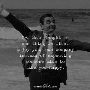 Read more about the article Mr. Bean taught Me One Thing In Life