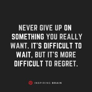 Read more about the article Never Give Up Quotes