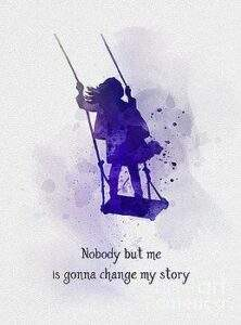 Read more about the article Nobody but me is gonna change my story by My Inspiration