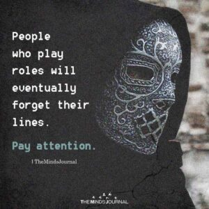 Read more about the article People Who Play Roles Will Eventually Forget Their Lines