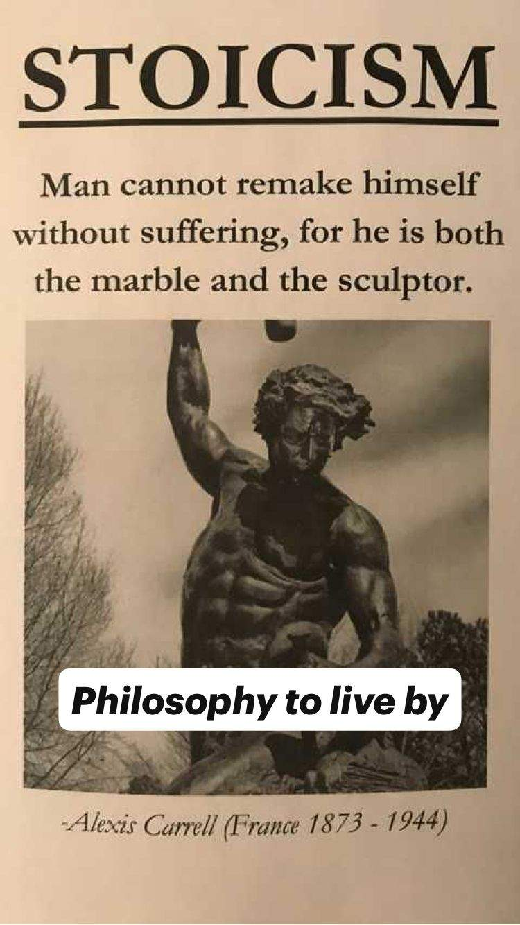 You are currently viewing Philosophy to live by