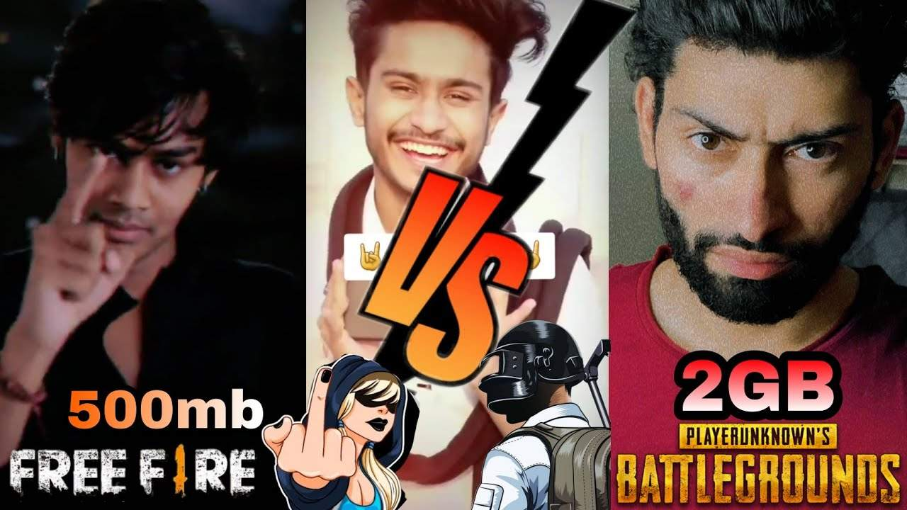 You are currently viewing Pubg vs freefire 🔥   Freefire vs Pubg 🔥  Pubg   Freefire   Shayari   gouravch2   Akashchowdhary
