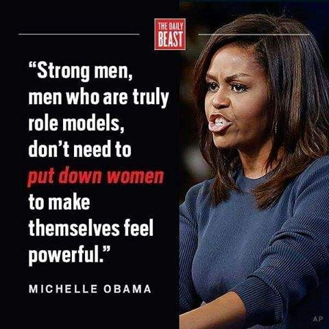 You are currently viewing Quote from:  Michelle Obama