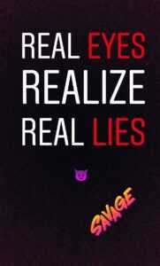 Read more about the article Real Eyes