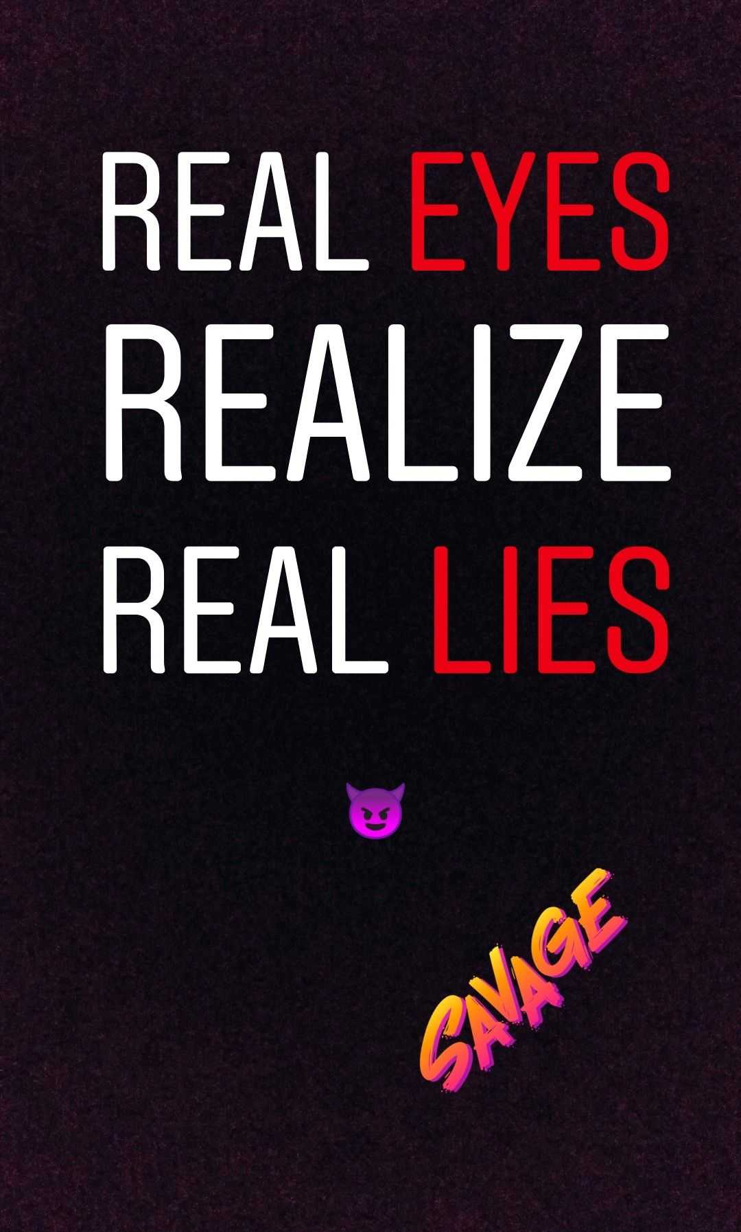 You are currently viewing Real Eyes