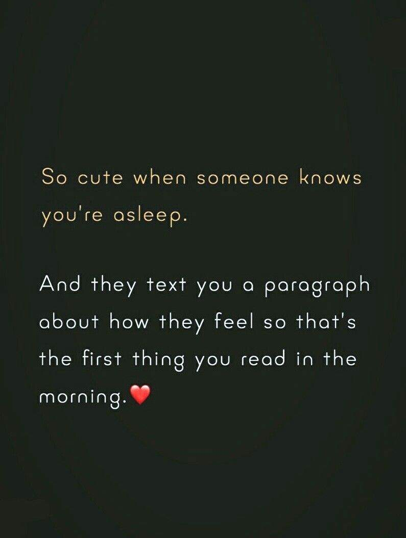 You are currently viewing So cute when someone knows you're