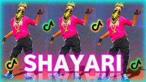 Read more about the article TIk Tok Free Fire Shayari Video    Free Fire Shayari    Tik Tok Shayari Video 😍