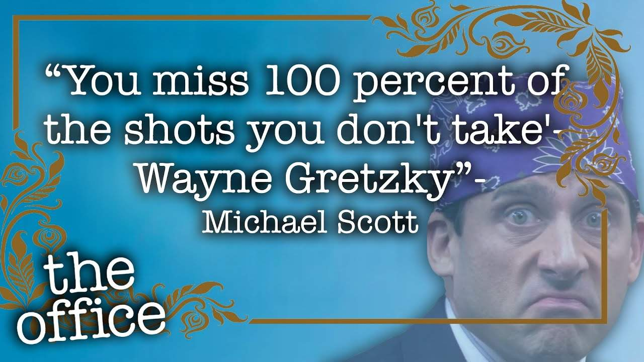 You are currently viewing TOP 10 Michael Scott Quotes  – The Office US
