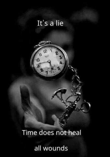 You are currently viewing Time Alone Does NOT Heal