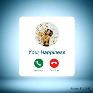 Read more about the article Your HAPPINESS is calling!    #happiness #love #life #happy #motivation #selflov