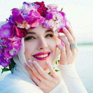 Read more about the article #hijab #fashion #girl #flowers #rose #cute »✿❤ Mego❤✿«