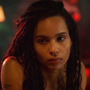 im rewatching high fidelity bc its great and i love zoe kravitz so….  rob broo