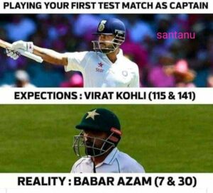 Read more about the article #🏏বিরাট কোহলি🏏 #🏏বিরাট কোহলি ফ্যান ক্PLAYING YOUR FIRST TEST MATCH AS CAPTAIN🏏বিরাট কোহলি🏏 By SANTANU on ShareChat – WAStickerApp, Status, Videos