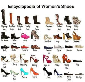 Read more about the article #👠 ਹਾਈ ਹੀਲEncyclopedia of Women's Shoes llu POR Gl👠 ਹਾਈ ਹੀਲ By jasmeen sandhu on ShareChat – WAStickerApp, Status, Videos and Friends