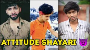 Read more about the article New viral attitude shayari 😈😈  Attitude shayari 😈😈   Shayari in Hindi 👿👿👿 #37