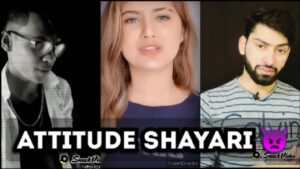 Read more about the article New viral attitude Shayari👿👿   Attitude Shayari 👿👿   Shayari in Hindi 👿👿👿 #45