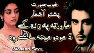 Read more about the article 2 Line Best Pashto Poetry Pashto Sad Two line Shayari Pashto Shayari 2019 Wareed Sayil