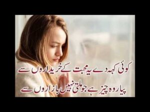 Read more about the article 2 Line Heart Touching Sad Poetry|Heart Broken Poetry|2Line Shyari|saira hanif |Urdu_Hindi 2019