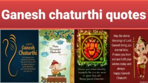 Read more about the article 20 ganesh chaturthi quotes and captions for Instagram and cards    ganesh chaturthi cards   yari