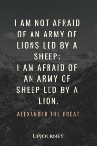 Read more about the article 25 BEST Alexander The Great Quotes (On Success, Knowledge..)