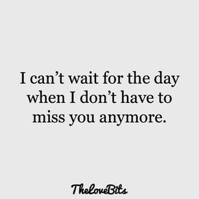 50 Cute Missing You Quotes to Express Your Feelings – TheLoveBits