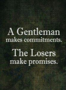 Read more about the article A true gentleman