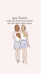 Read more about the article BEST FRIENDS