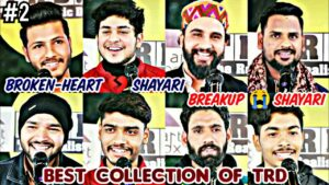 Read more about the article Best Collection Of TRD'S Poetry Of Breakup😭 ||Heart-Broken💔 Poetry || ||Sad😔 Poetry||