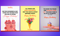 Read more about the article Birthday Wishes Images with Quotes, Messages & Greetings