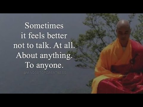 You are currently viewing Buddha Silence Quotes   Peace Of Mind  Spirituality