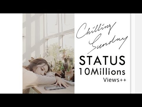 You are currently viewing Chilling Sunday – Status [Official Music Video]