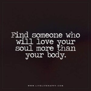 Read more about the article Find someone who will love