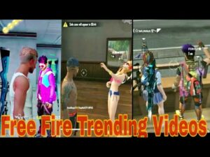 🔥Free Fire Trending videos on Tik Tok || New Viral Funny and WTF moment||  Lover||Subscribe