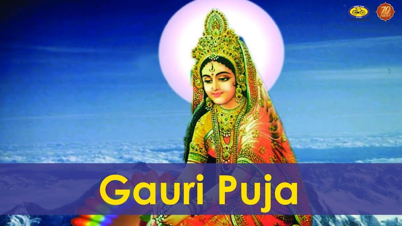 You are currently viewing Gauri Puja – Cycle Pure Agarbathies