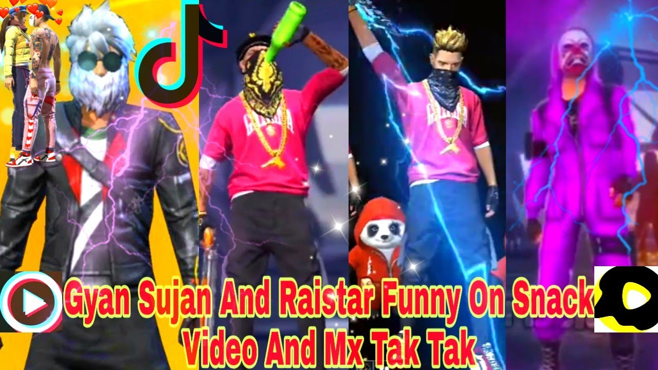 You are currently viewing 🔥Gyan Sujan And Raistar Funny On Tik Tok || Raistar New Trending viral Funny On Snack And Mx Tak Tak