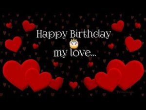 Read more about the article Happy Birthday Babu💋  happy birthday meri jan💋 happy Birthday my love💕 Birthday shayari🎂