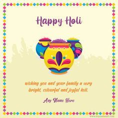 Read more about the article Happy Holi Wishes Whatsapp Status With Name Download