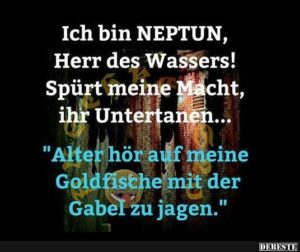 Read more about the article Ich bin Neptun..