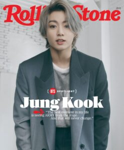 """Read more about the article In his digital cover story, BTS' Jung Kook opens up about making """"Dynamite,"""" lov"""
