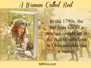 Read more about the article In the 1790s, an unusual love story is set against the backdrop of war in Ohio a