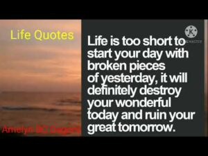 Inspirational life Quotes to change our life, w/relaxing music#selfmeditation #lifequotes
