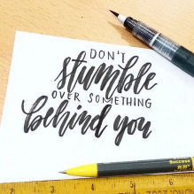 Read more about the article Lettering