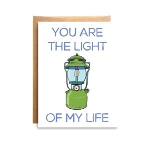 Read more about the article Light Of My Life Card