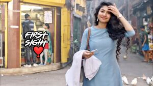 Read more about the article Love at First Sight 😍❣️ | PART 1 | BOY ATTITUDE | First Sight status video | cute love status