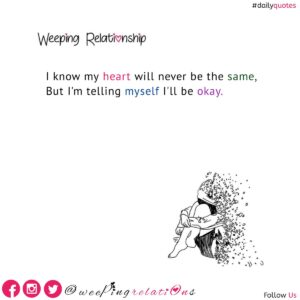 Read more about the article More @weepingrelation #sadquotes #quotes #sad #love #lovequotes #broken #poetry